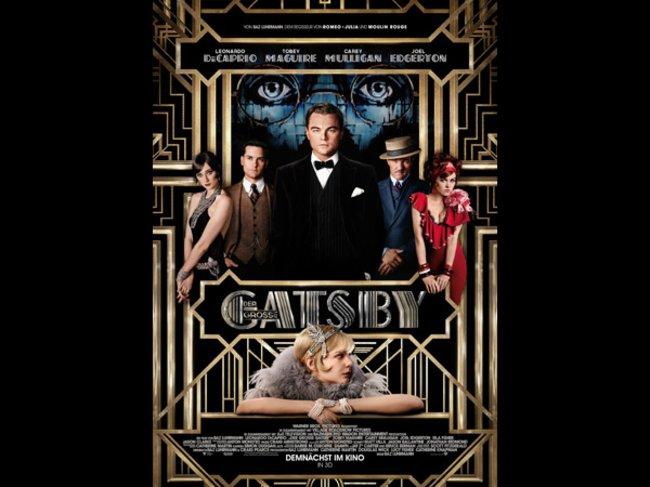 The Great Gatsby Plakat