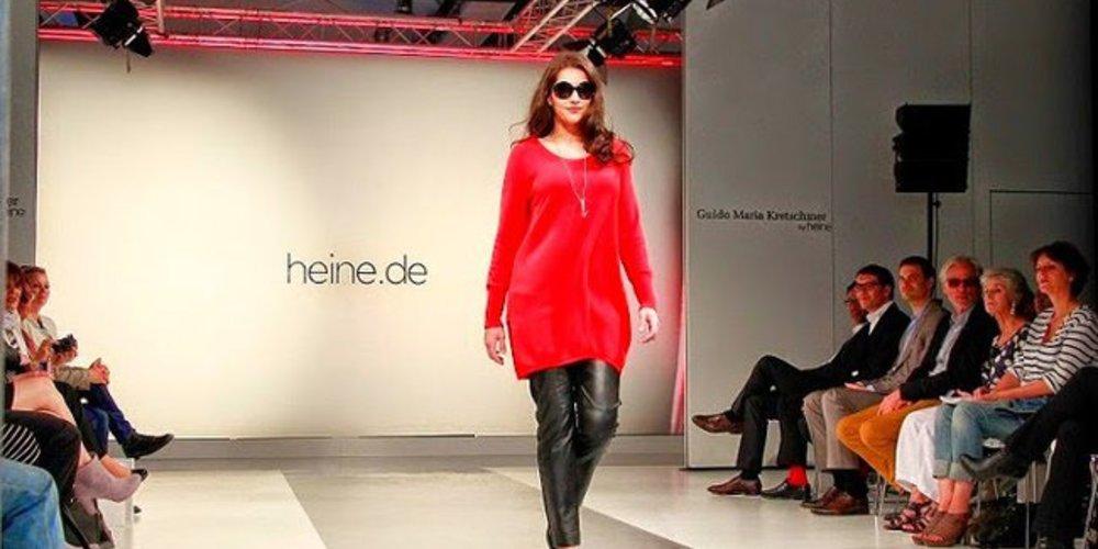 Guido Maria Kretschmer by heine: Fashionshow in Hamburg