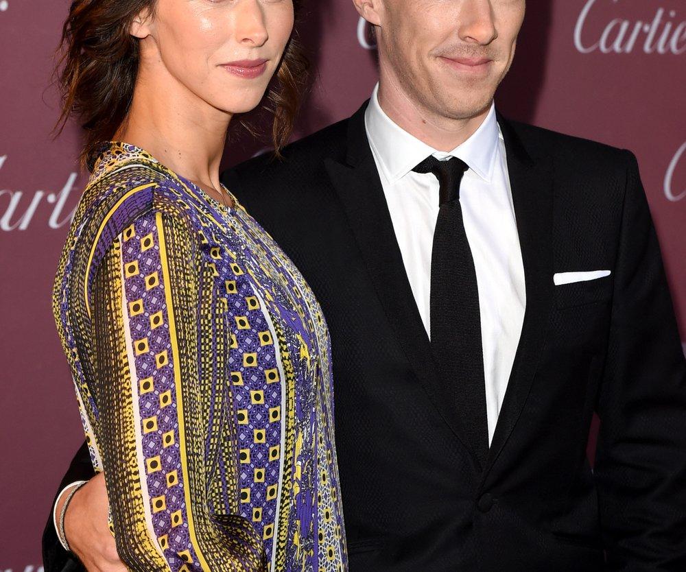 """Benedict Cumberbatch hat """"Ja"""" gesagt"""