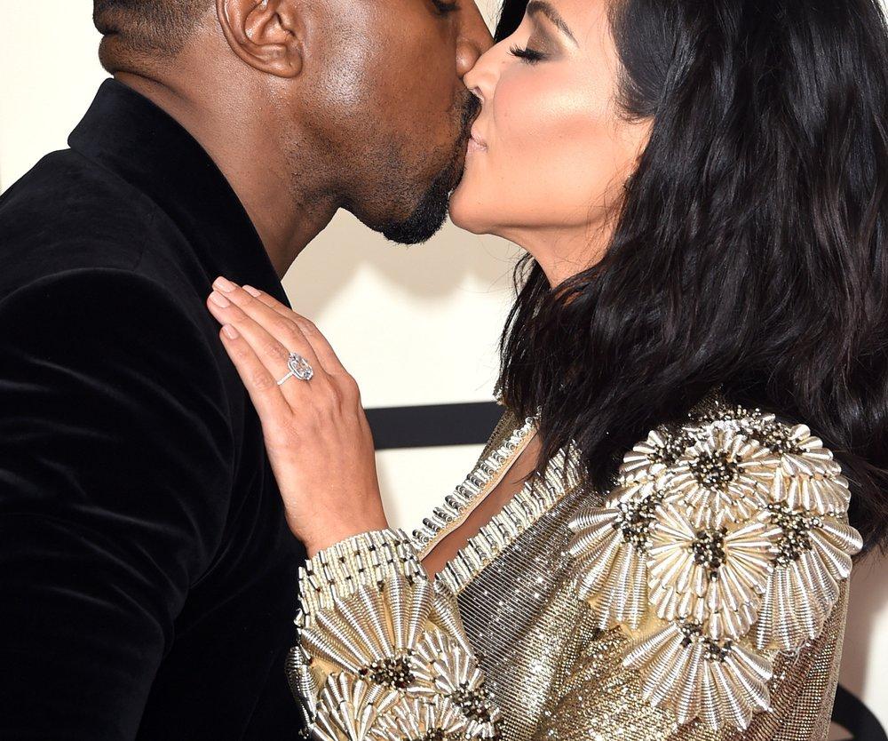 Kim Kardashian wurde zum Muttertag verwöhnt