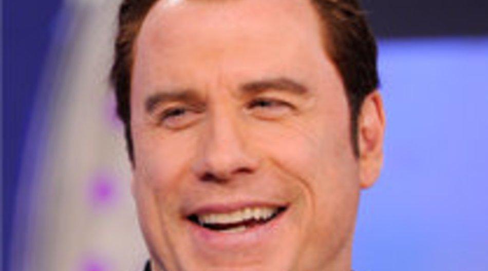 John Travolta: Familiendreh bei From Paris With Love