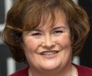 Susan Boyle steckt alle in die Tasche!