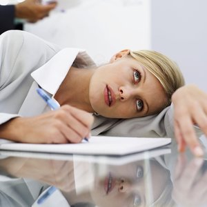 Burn-out kann durch 4-Tage-Woche vermieden werden