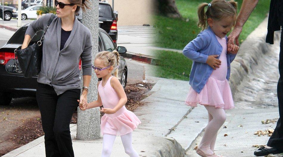 Jennifer Garner und ihre Prima Ballerinas