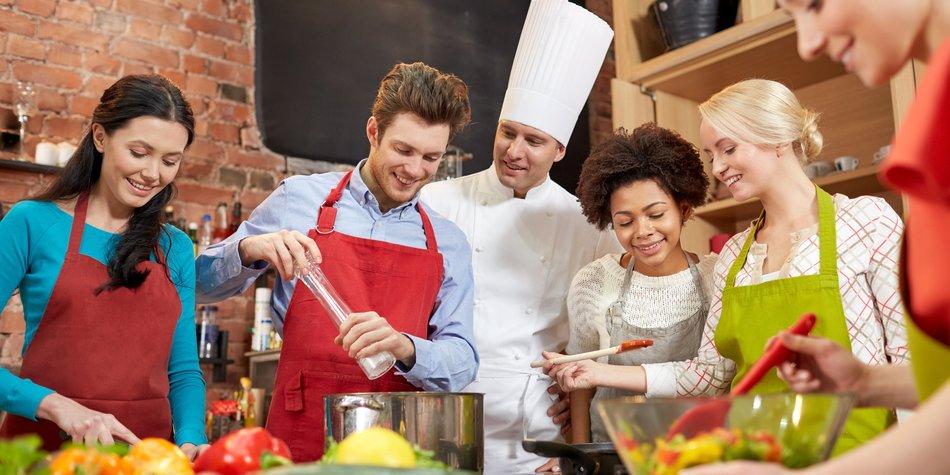 Kochen mit Maggi