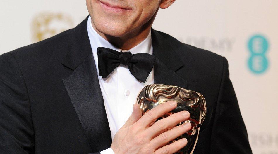 BAFTAs 2013: Christoph Waltz ausgezeichnet!