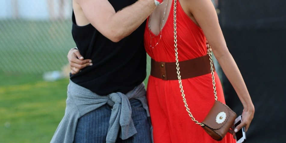 Nina Dobrev wollte sich nicht in Ian Somerhalder verlieben