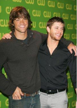 Supernatural mit Jensen Ackles und Jared Padalecki