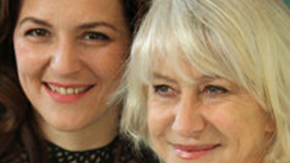 """Hellen Mirren findet Martina Gedeck """"brilliant"""""""