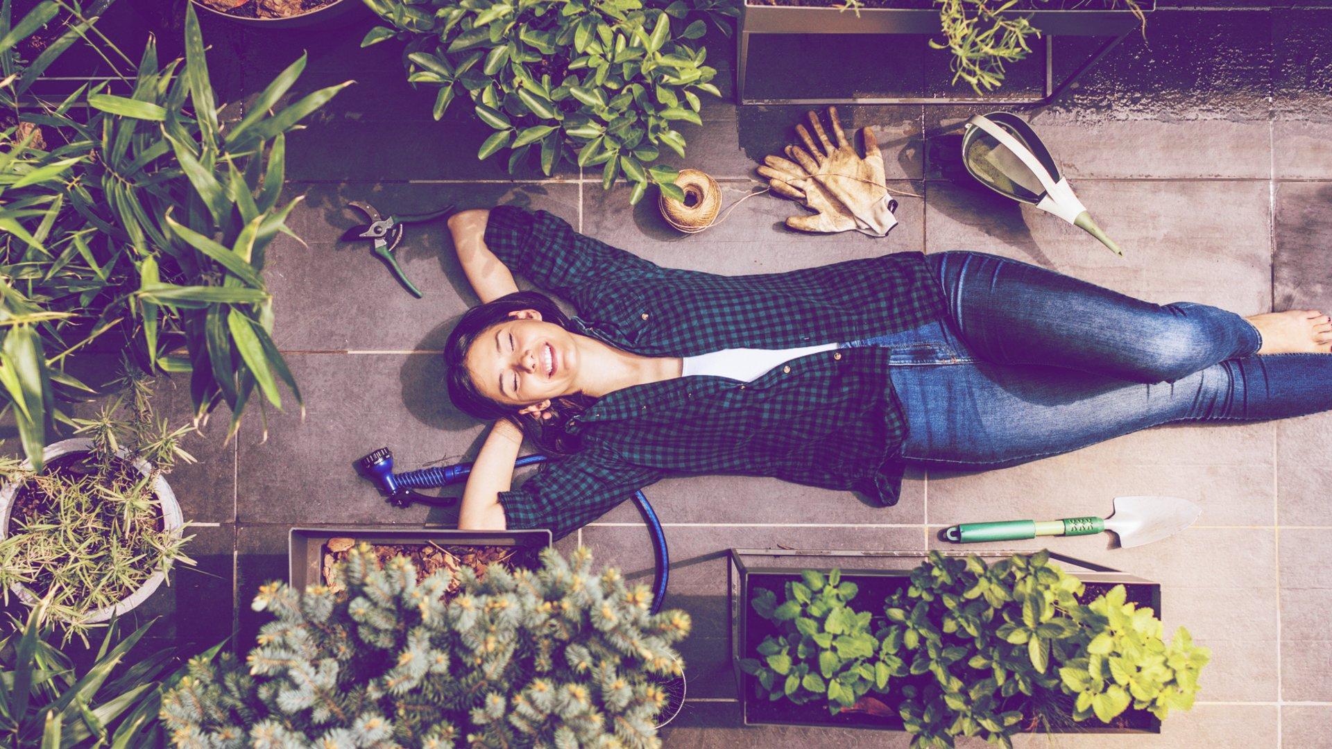 8 kreative Urban Gardening Ideen für wenig Platz   desired.de
