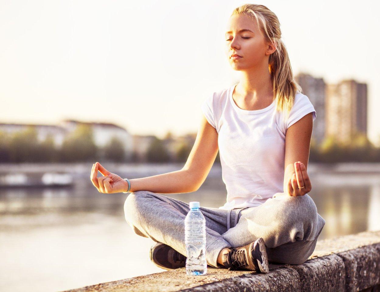 Fruchtbarkeit erhöhen durch Meditation