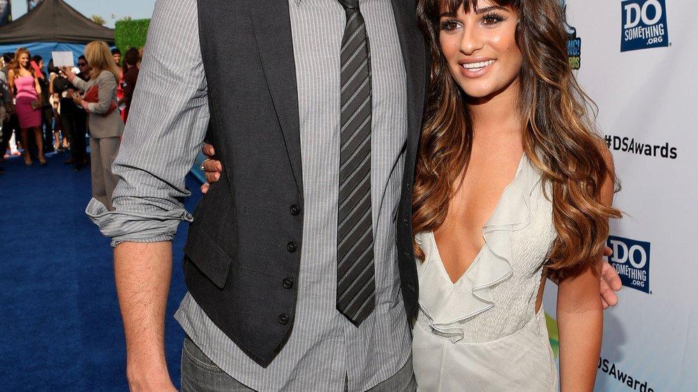 Cory Monteith: Lea Michele verkraftet den Verlust nur schwer