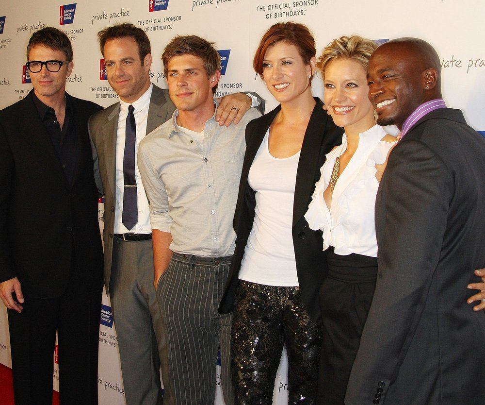 Private Practice - Blinde Liebe