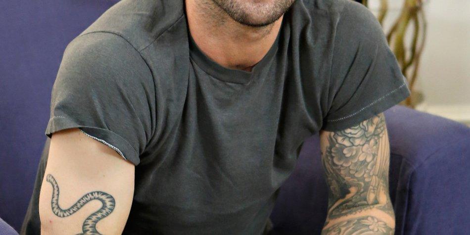 Adam Levine: Seine Eltern zwangen ihn zur Therapie