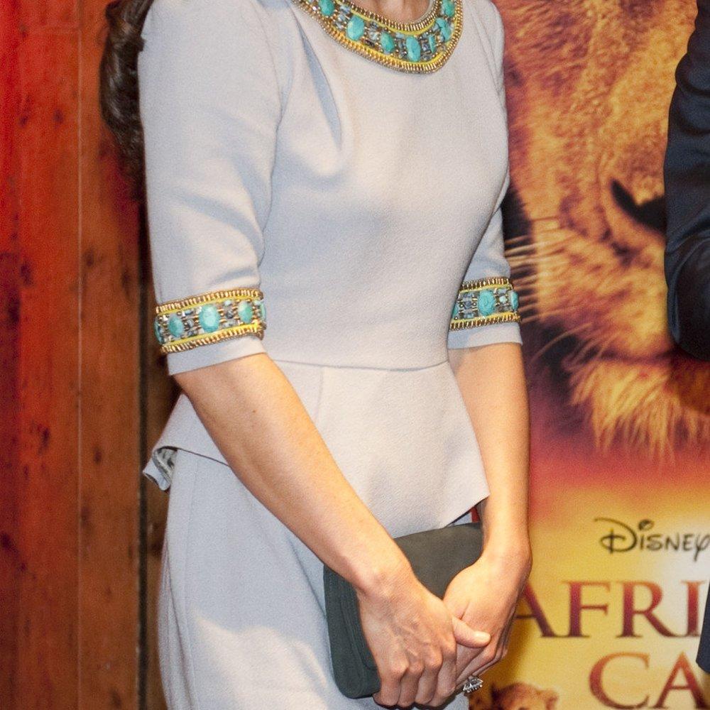 Kate Middleton: Roberto Cavalli will ihr Sexappeal verpassen!
