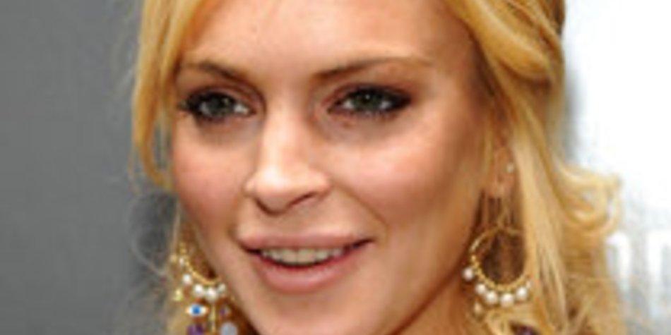 Lindsay Lohan: Betrunken hingefallen?