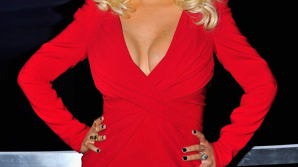 Christina Aguilera freut sich auf The Voice