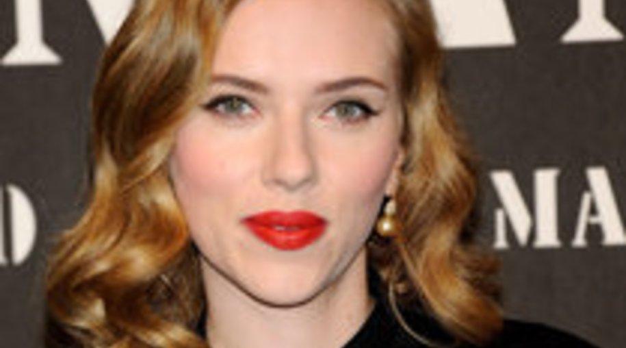 Scarlett Johansson: Ruhige Silvesterparty