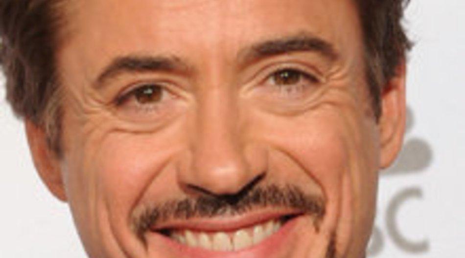 Robert Downey Jr.: Lob von seiner Frau