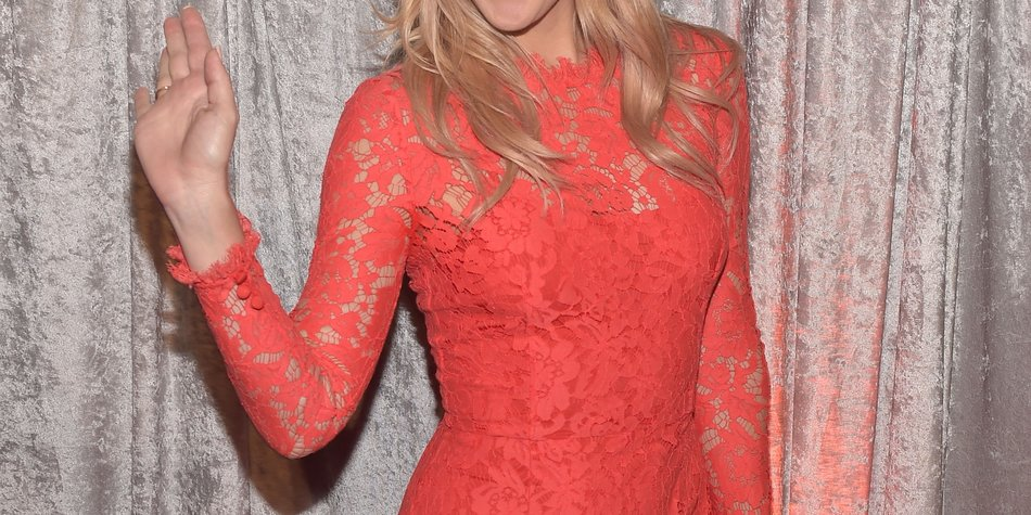Kate Hudson: In Leder zur Halloweenparty