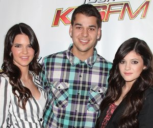 LOS ANGELES, CA - MAY 15: TV personalities Kendall Jenner, Robert Kardashian and Kylie Jenner arrive at KIIS FM's Wango Tango 2010 at the Staples Center on May 15, 2010 in Los Angeles, California. (Photo by Angela Weiss/Getty Images)