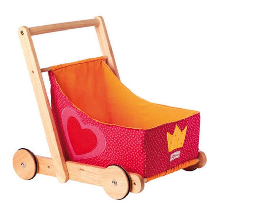 Sigikid 1 Plus Puppenwagen, pink