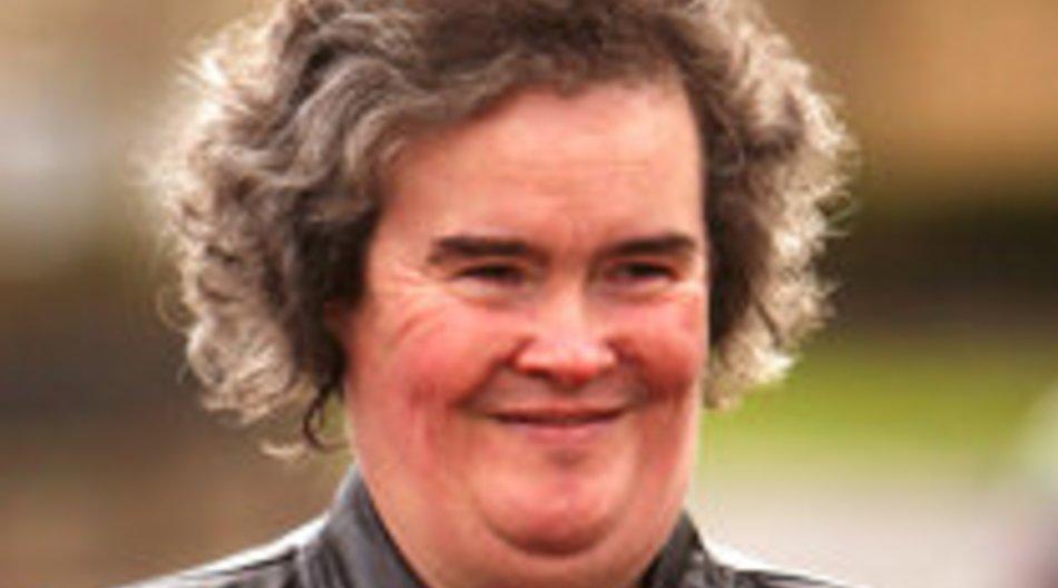 Susan Boyle veröffentlicht Album