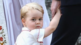 Prinz George wird zum Star einer neuen Winnie Pooh Geschichte