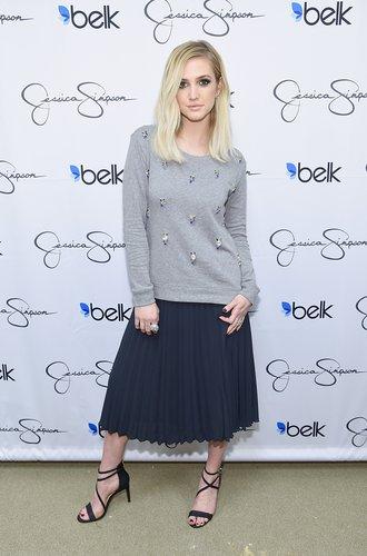 Ashlee Simpson beim Launch der Modekollektion ihrer Schwester