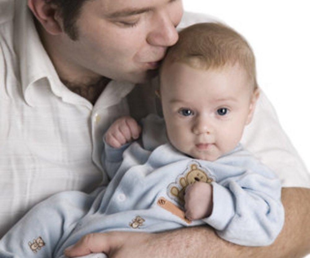Elterngeld: Väter sorgen für Anstieg
