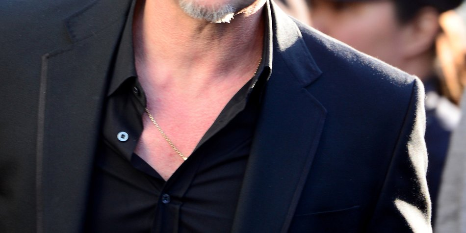 Brad Pitt wurde zum Opfer einen Angriffs
