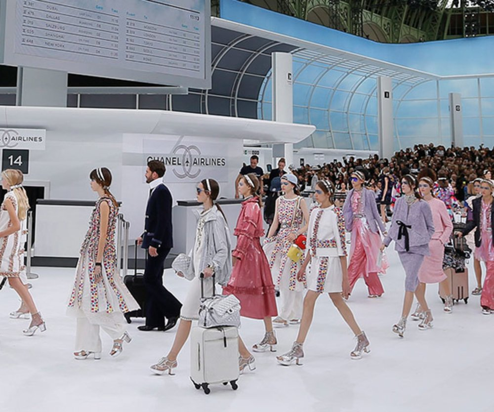 Chanel SS 16