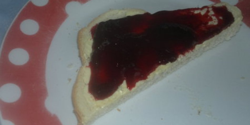lecker Marmelade zum Frühstück