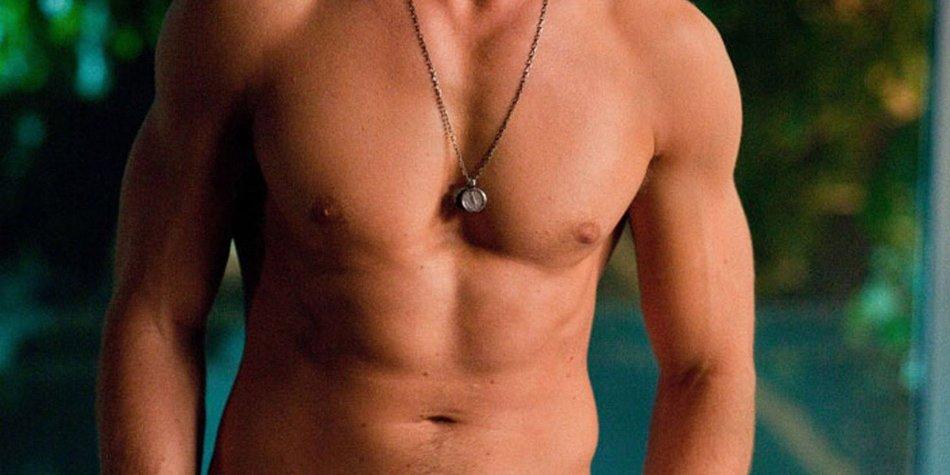 Ryan Gosling mag seine Muskeln nicht