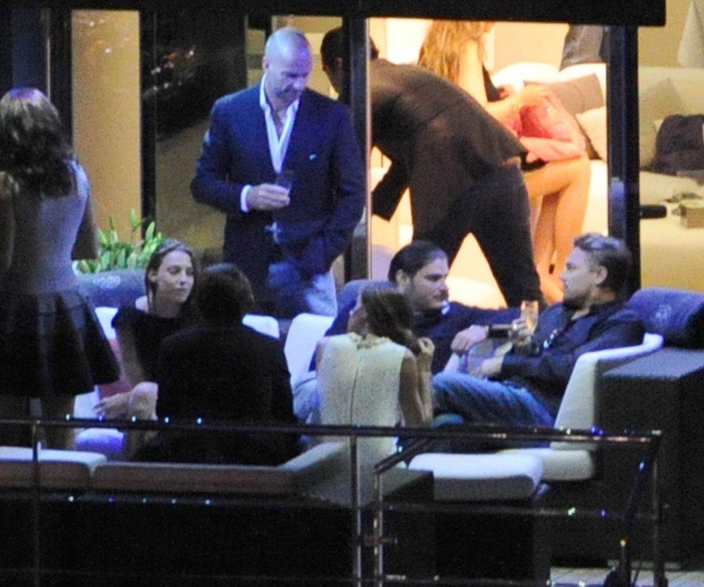 Leonardo DiCaprio turtelt mit Blake in Italien