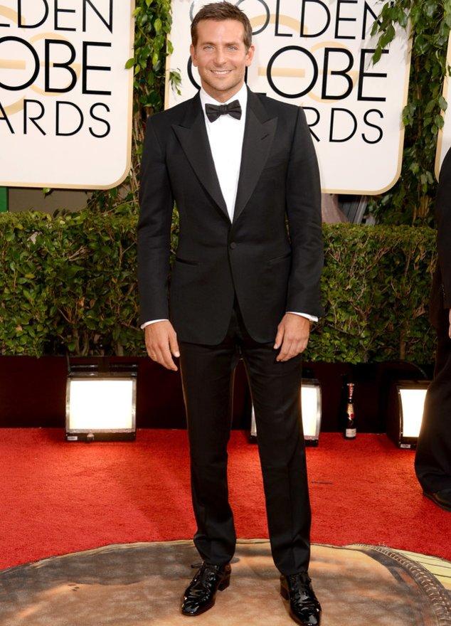 Bradley Cooper bei den Golden Globes
