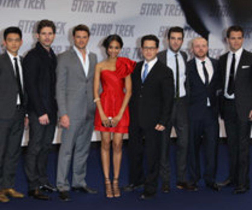 Star Trek Premiere in Berlin