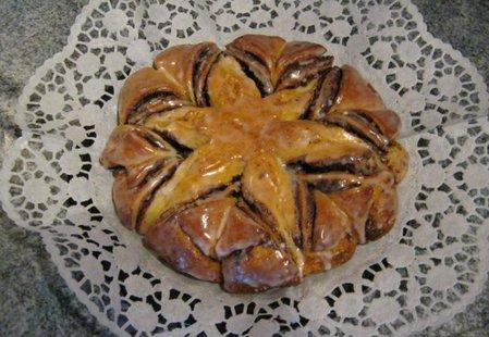 Nutella kuchen stern rezept