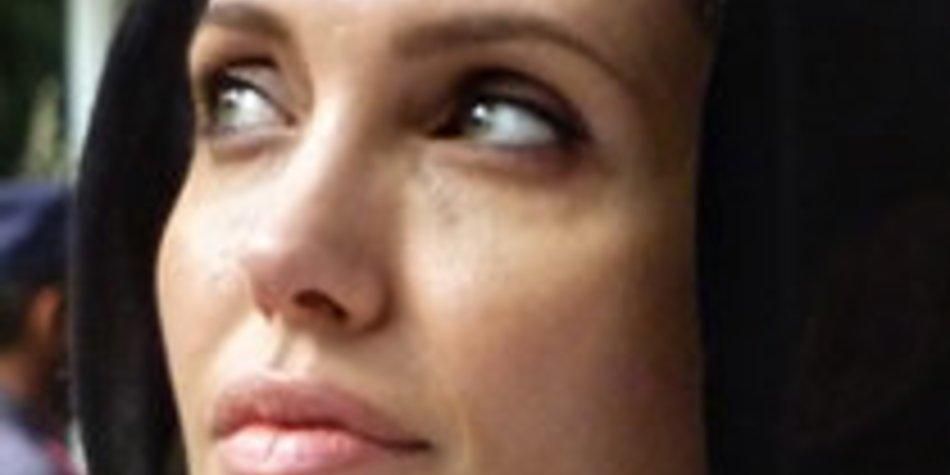 Angelina Jolie: einsamer Hollywood Star