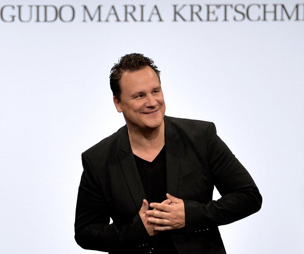 Guido Maria Kretschmer wird 50!