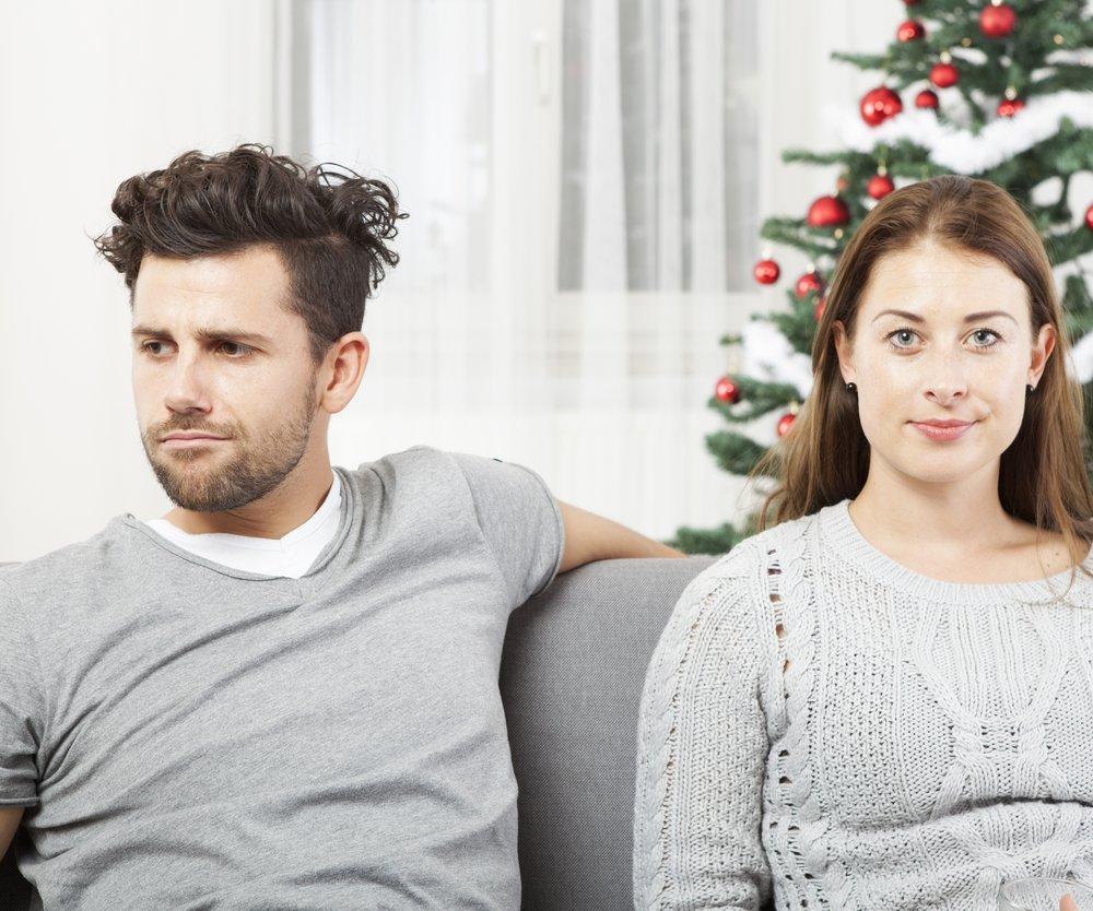 Weihnachten getrennt feiern