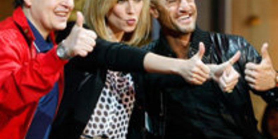 Germanys Next Topmodel goes L.A.