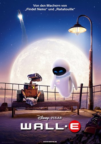 Wall-E aus dem Hause Disney