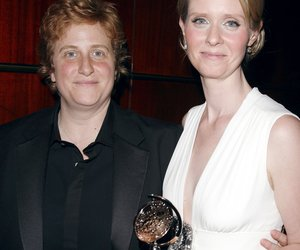 Cynthia Nixon hat geheiratet