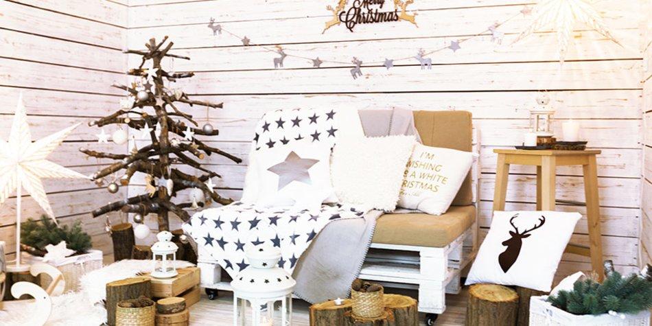 Schluss mit kitsch stilvolle deko ideen zu weihnachten for Zimmer deko weihnachten