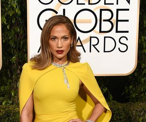 BEVERLY HILLS, CA - JANUARY 10: Actress/singer Jennifer Lopez attends the 73rd Annual Golden Globe Awards held at the Beverly Hilton Hotel on January 10, 2016 in Beverly Hills, California. (Photo by Jason Merritt/Getty Images)