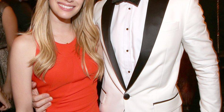 Emma Roberts: Verlobung in den Weihnachtsferien?