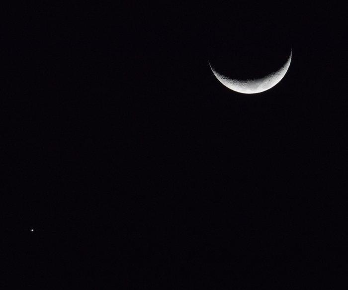 Mond Okkultation