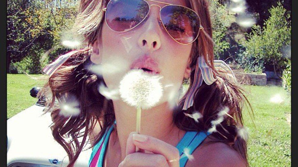 Alessandra Ambrosio startet einen Modeblog