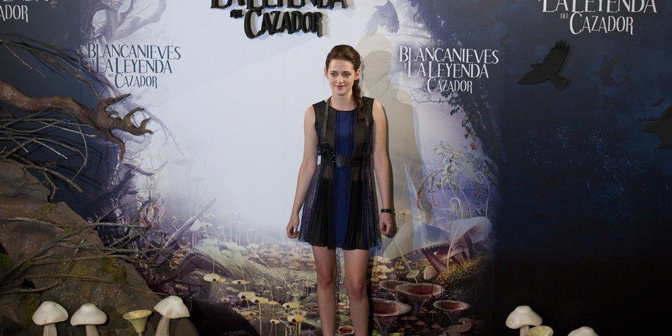 Kristen Stewart glaubt, dass Schönheit von innen kommen sollte